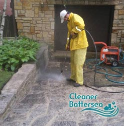pressure cleaning battersea